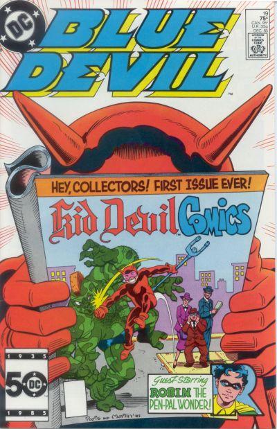 Blue Devil Vol 1 19