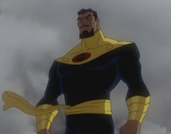 Captain Super (Crisis on Two Earths: Crime Syndicate Earth)