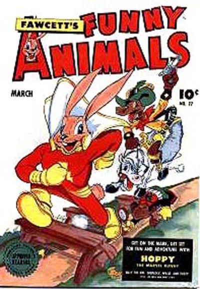 Fawcett's Funny Animals Vol 1 27