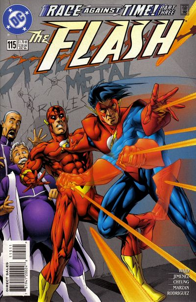 The Flash Vol 2 115