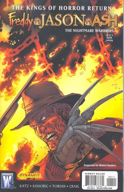 Freddy vs. Jason vs. Ash: The Nightmare Warriors Vol 1 4