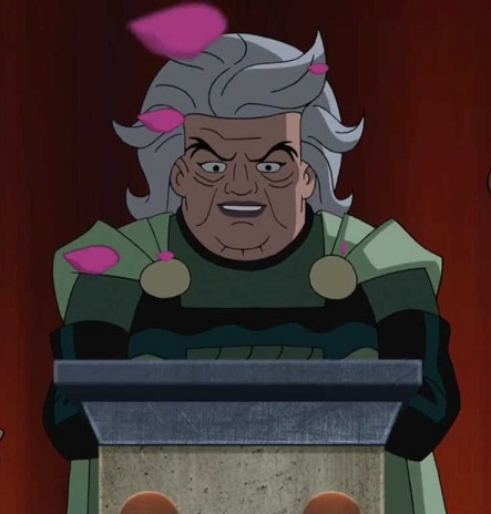 Granny Goodness (Gods and Monsters)