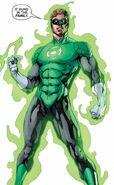Hal Jordan Futures End 0001