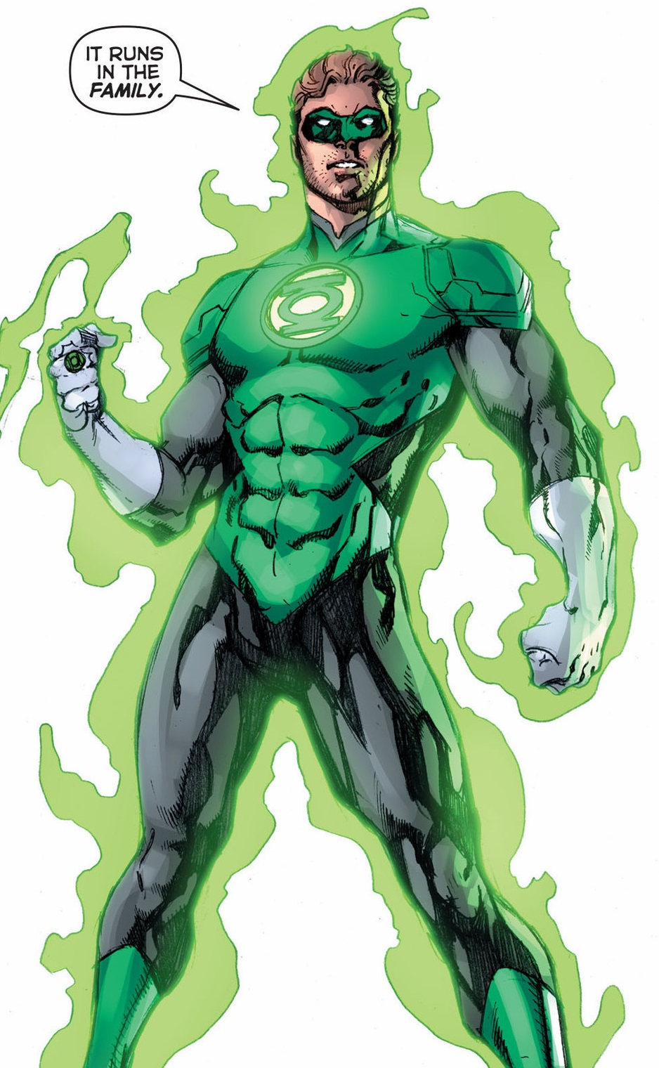 Hal Jordan (Futures End)