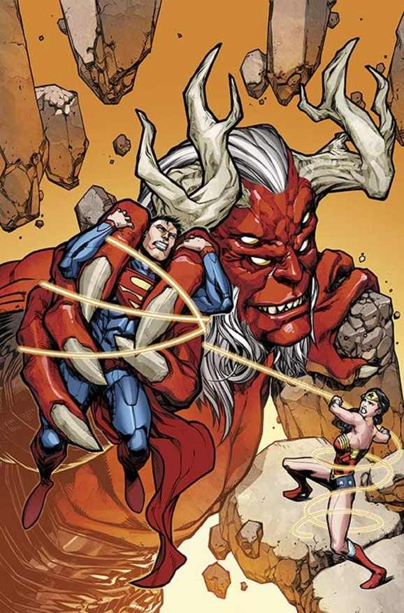 Trigon (Injustice)