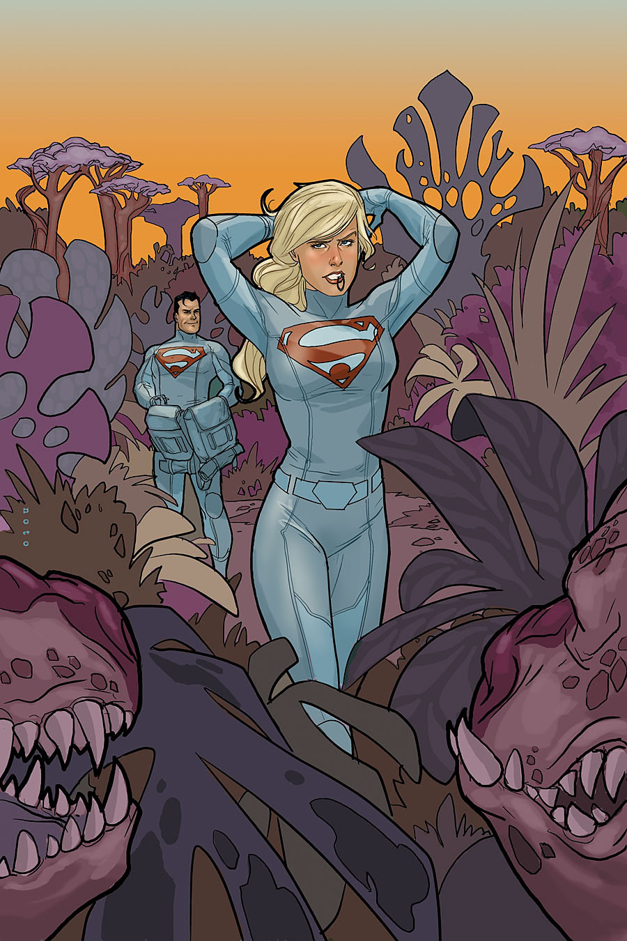 Superman/Supergirl: Maelstrom Vol 1 2