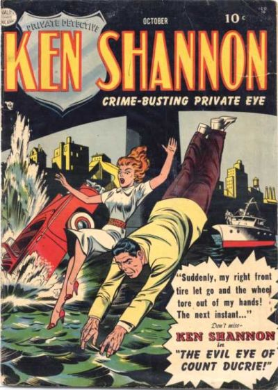 Ken Shannon Vol 1