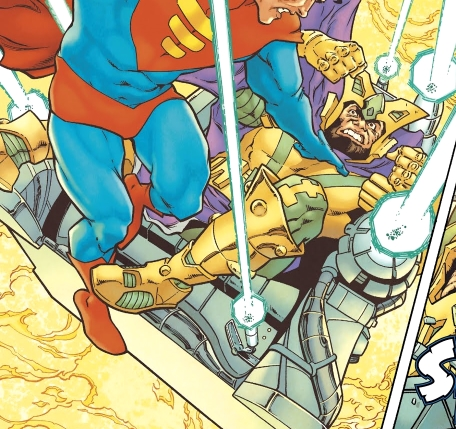 King Kosmos (DC One Million)
