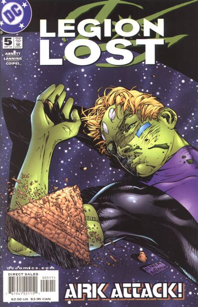 Legion Lost Vol 1 5