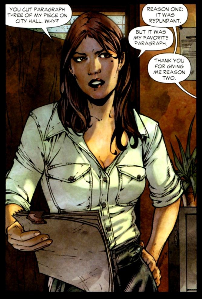 Lois Lane (Earth-1)