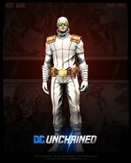 Mick Rory DC Unchained 0001