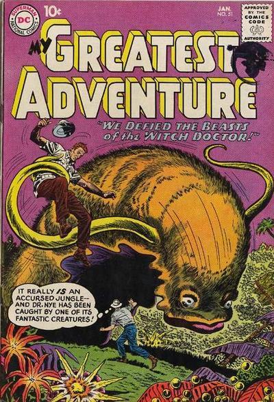 My Greatest Adventure Vol 1 51