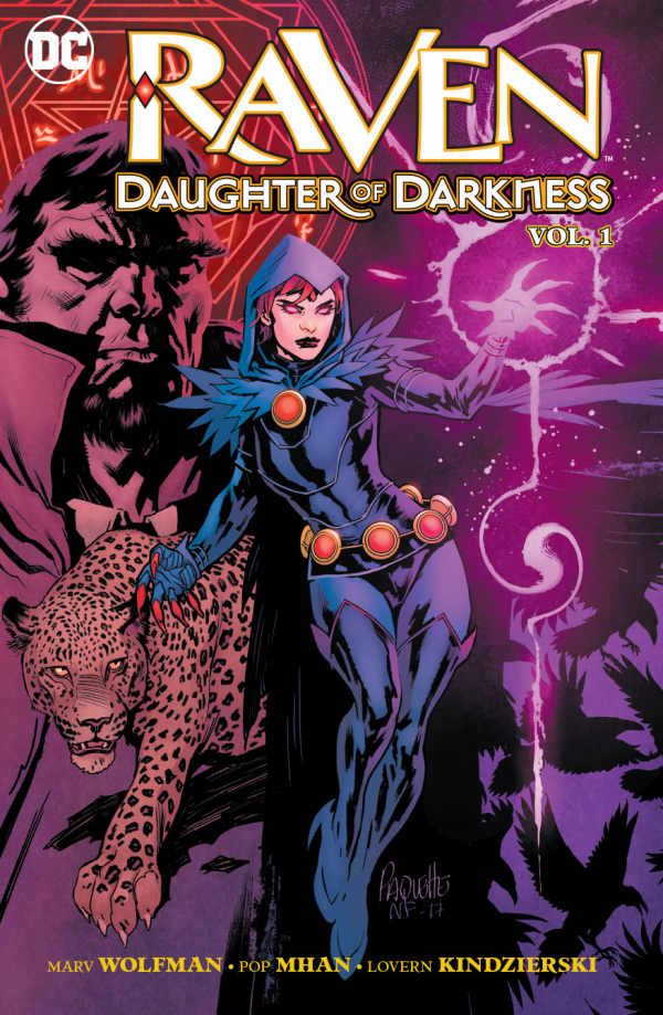 Raven: Daughter of Darkness Vol 1 (Collected)