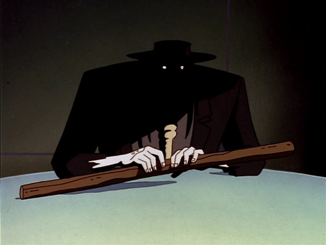 New Batman Adventures (TV Series) Episode: Never Fear