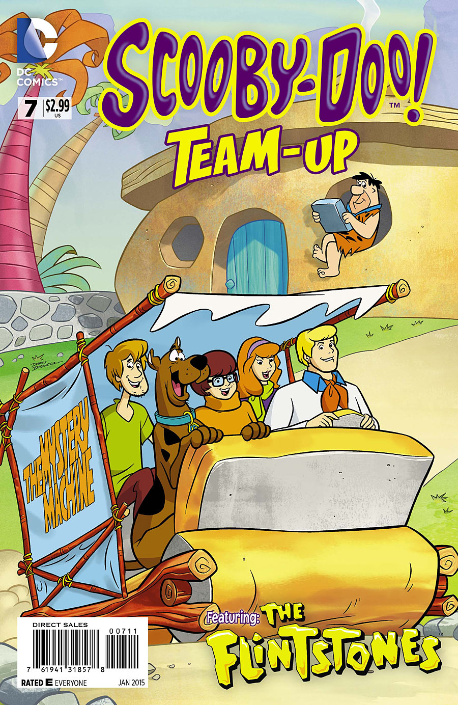 Scooby-Doo! Team-Up Vol 1 7