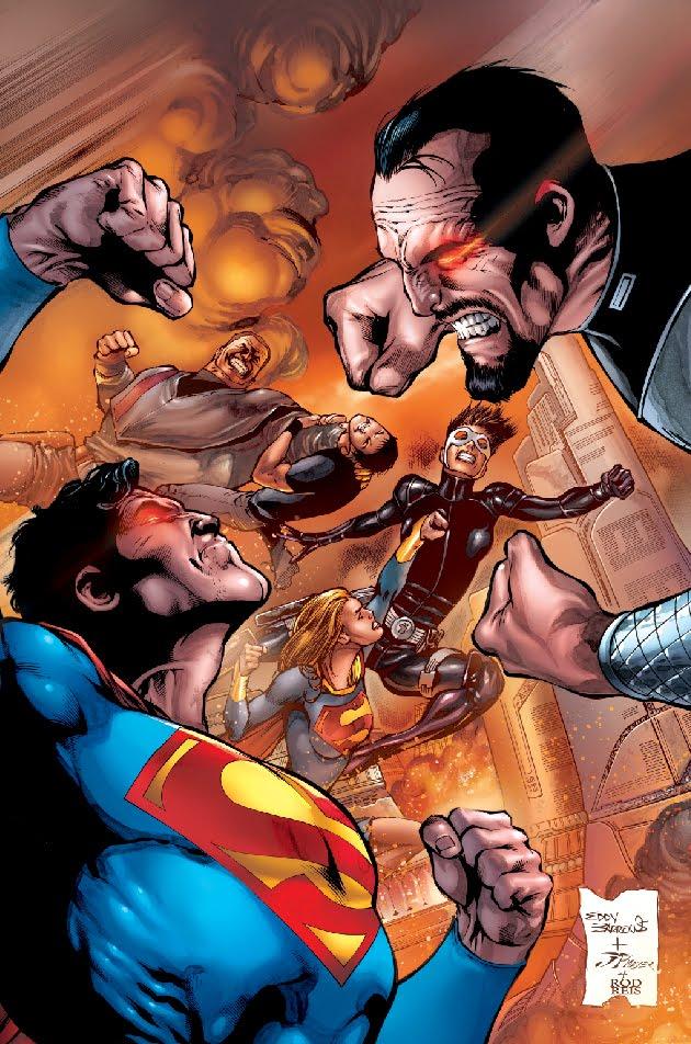 Superman - War of the Supermen Vol 1 1 Textless.jpg