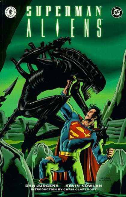 Superman/Aliens (Collected)