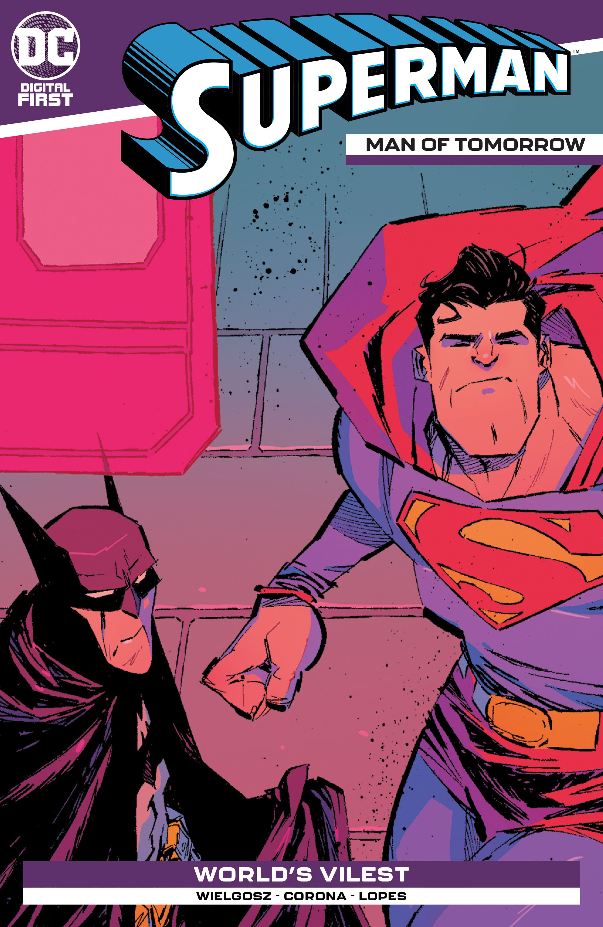 Superman: Man of Tomorrow Vol 1 19 (Digital)