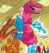 Sven Larson Scooby-Doo! Team-Up 001