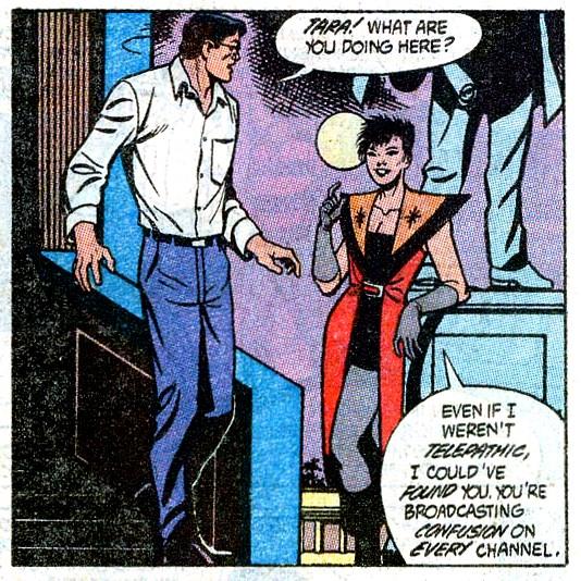 Tara (Superboy TV Series)