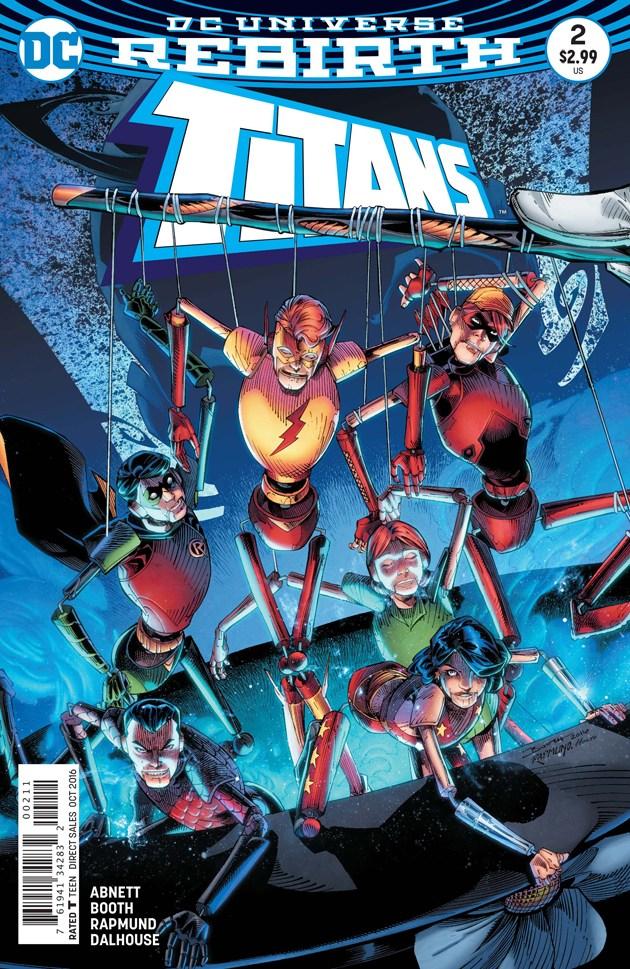 Titans Vol 3 2