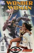 Wonder Woman Vol 2 221