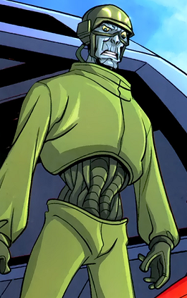 Albert Michaels (Earth-16)