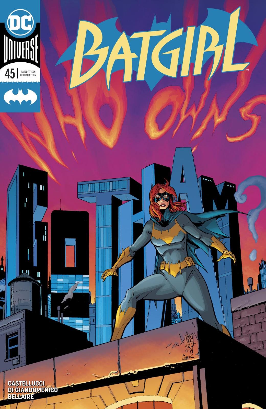 Batgirl Vol 5 45