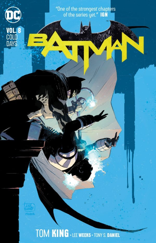 Batman: Cold Days (Collected)
