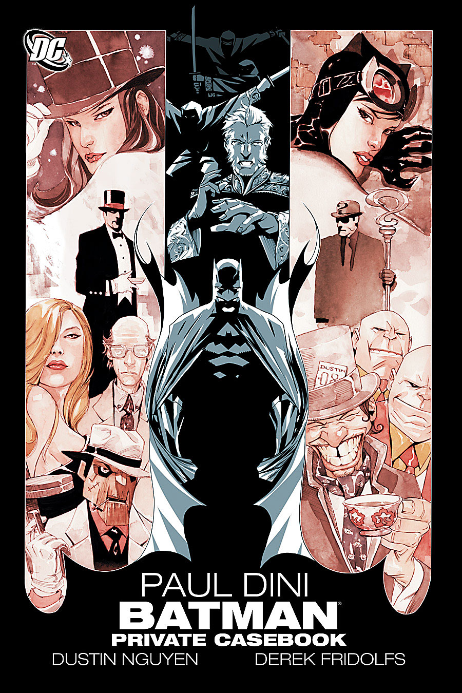 Batman: Private Casebook (Collected)