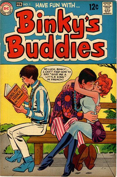 Binky's Buddies Vol 1