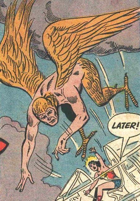 Bird-Man (Earth-124.1)