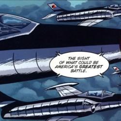 Blackhawk Squadron (Earth-21)