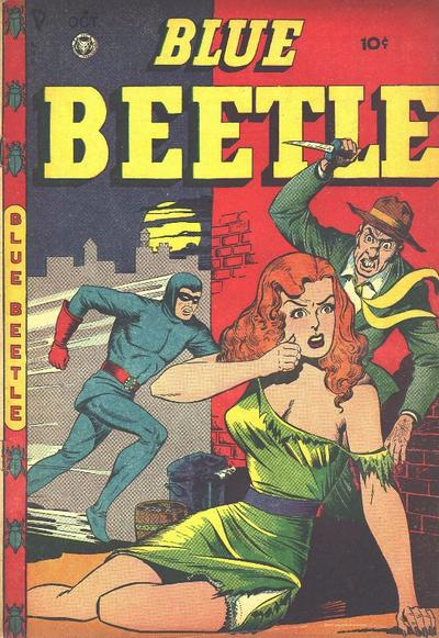 Blue Beetle Vol 1 49
