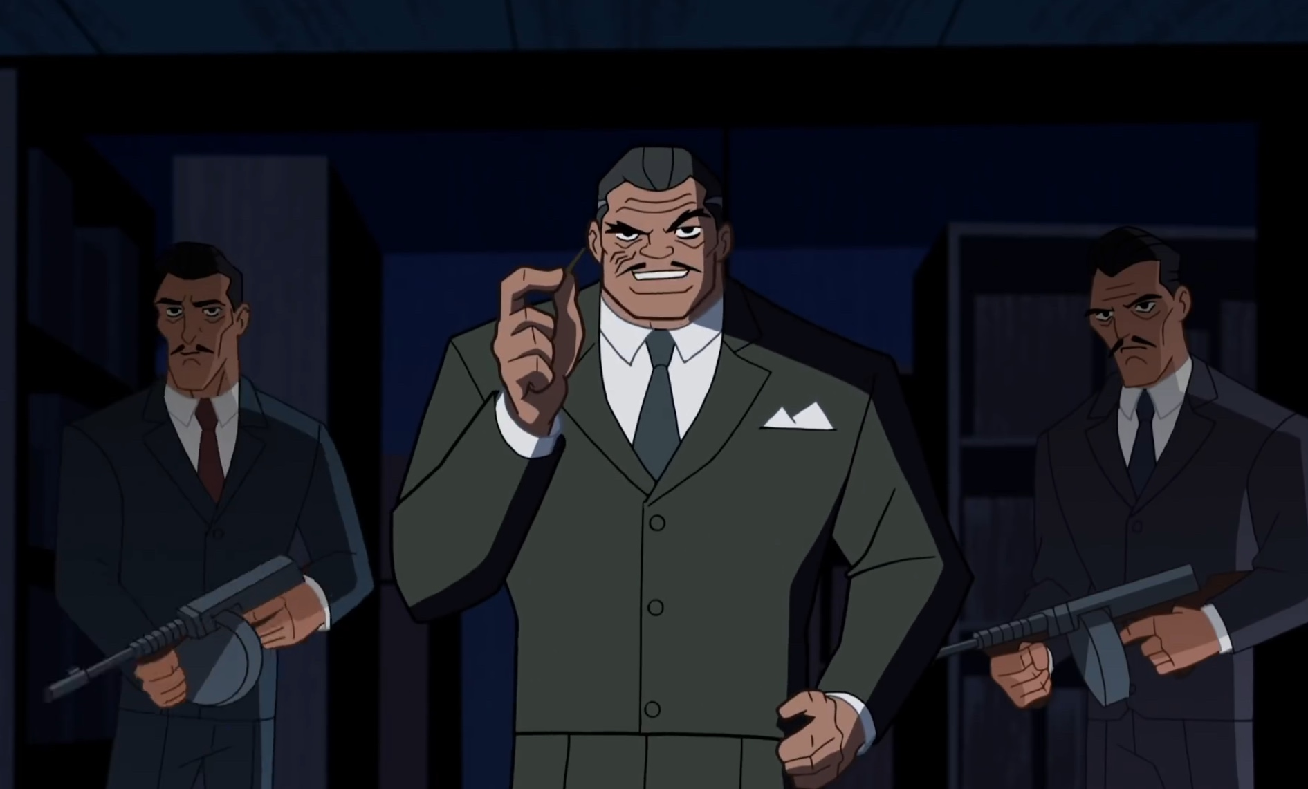 Carmine Falcone (Justice League Action)