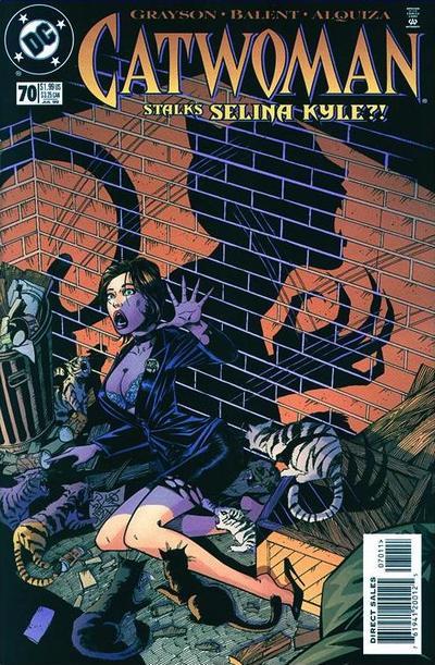 Catwoman Vol 2 70
