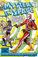 Facsimile Edition Mystery in Space Vol 1 75