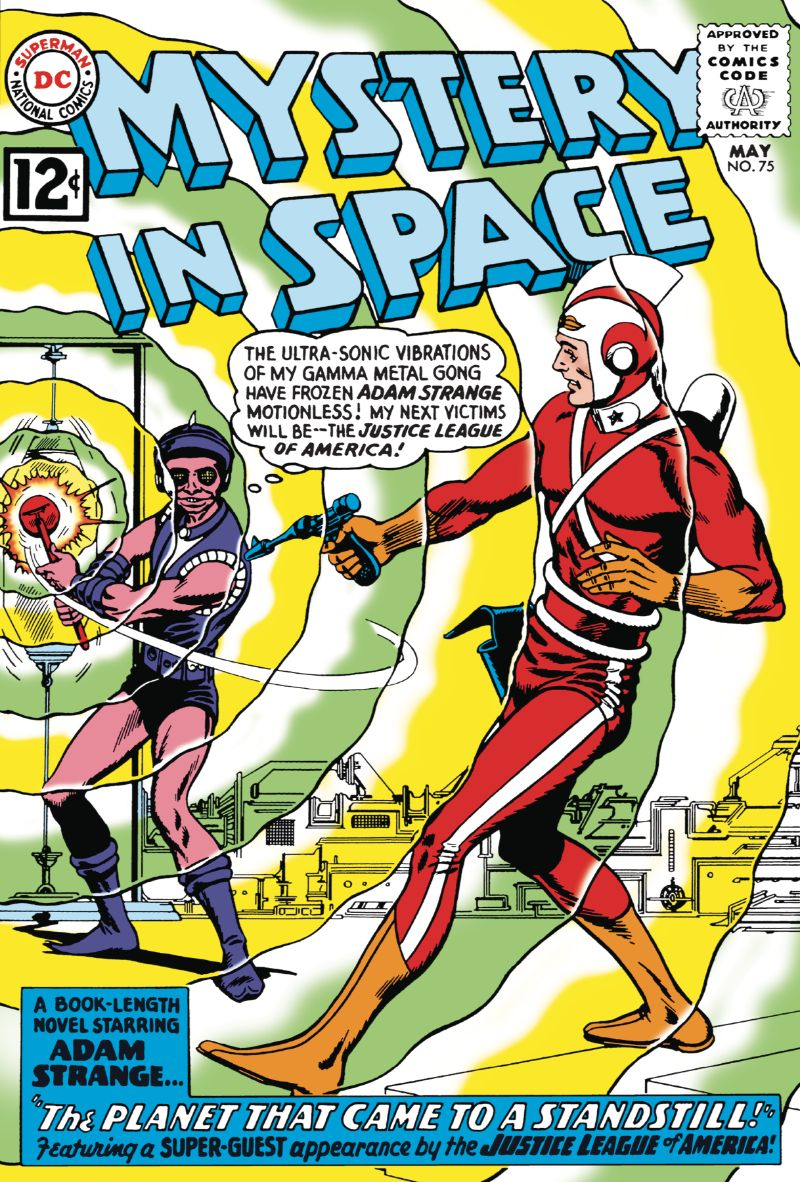 Facsimile Edition: Mystery in Space Vol 1 75