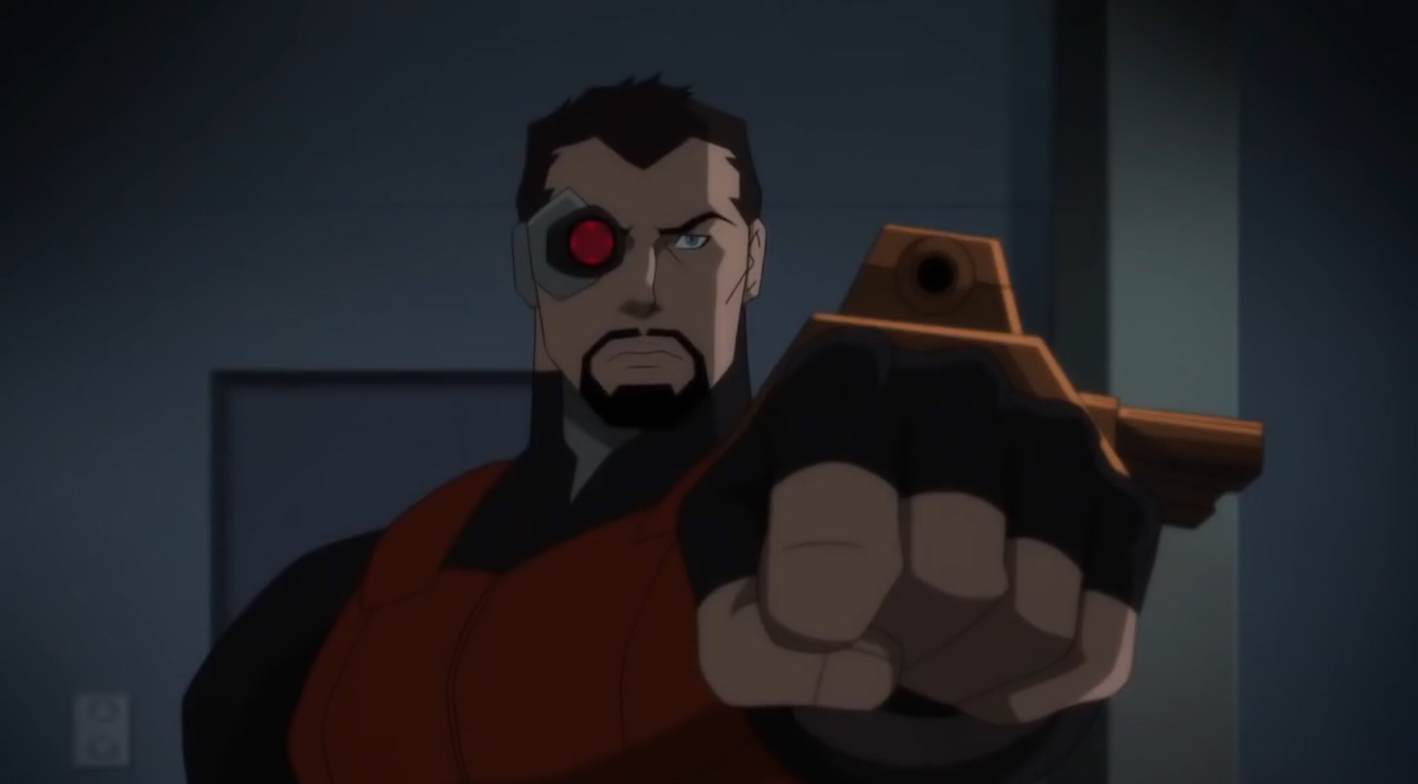 Floyd Lawton (DC Animated Movie Universe)