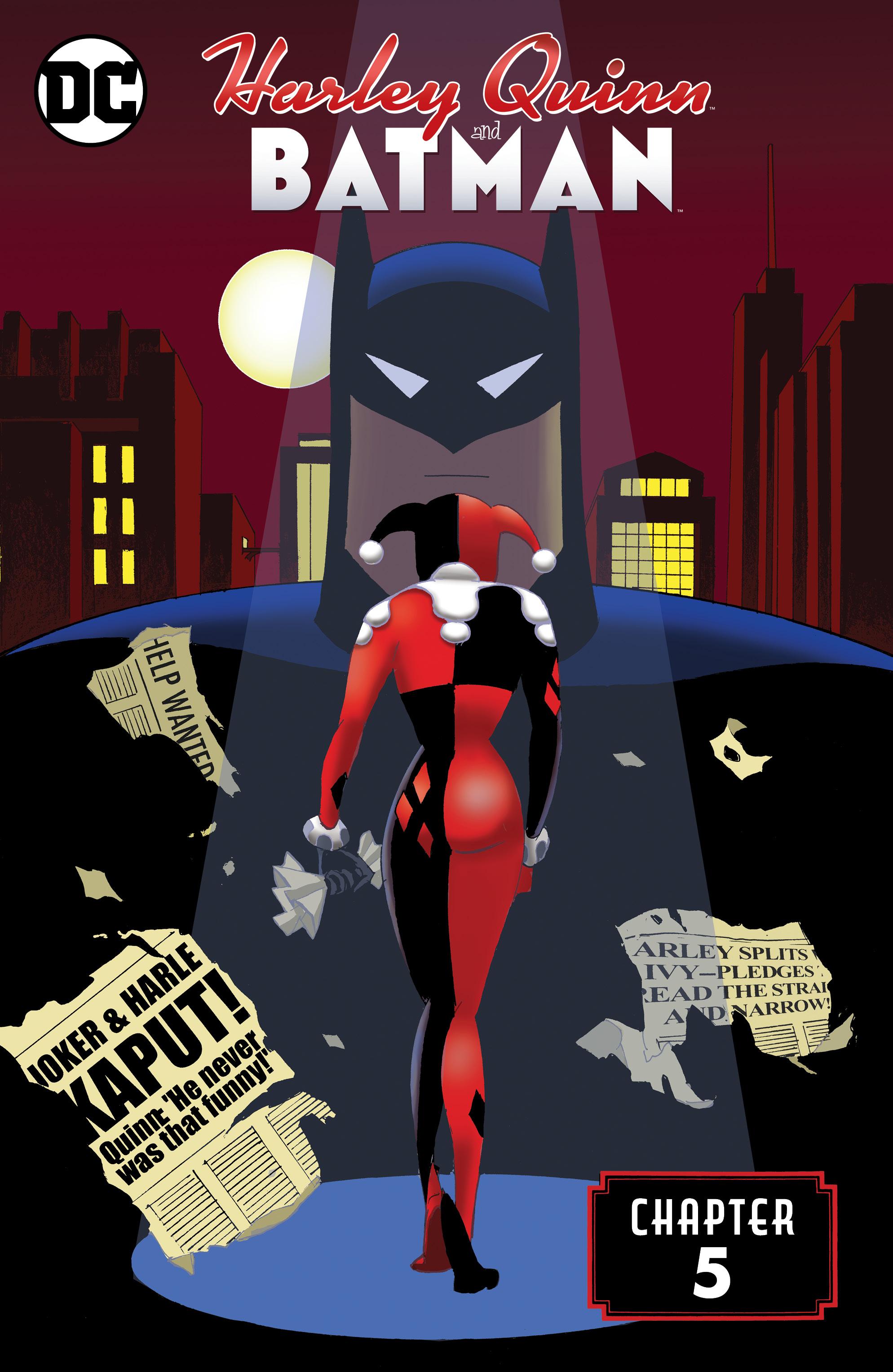 Harley Quinn and Batman Vol 1 5 (Digital)