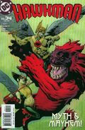 Hawkman Vol 4 34