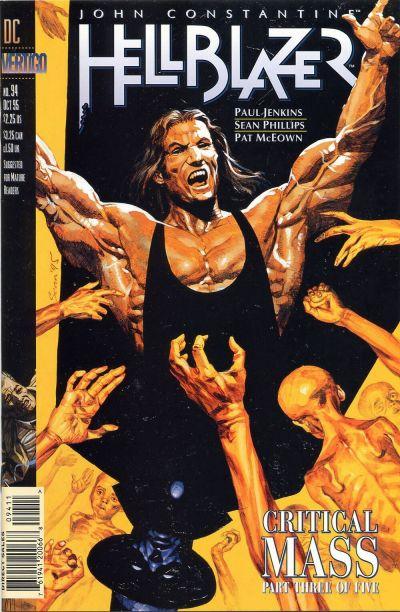 Hellblazer Vol 1 94