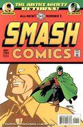 JSA Returns Smash Comics Vol 1 1