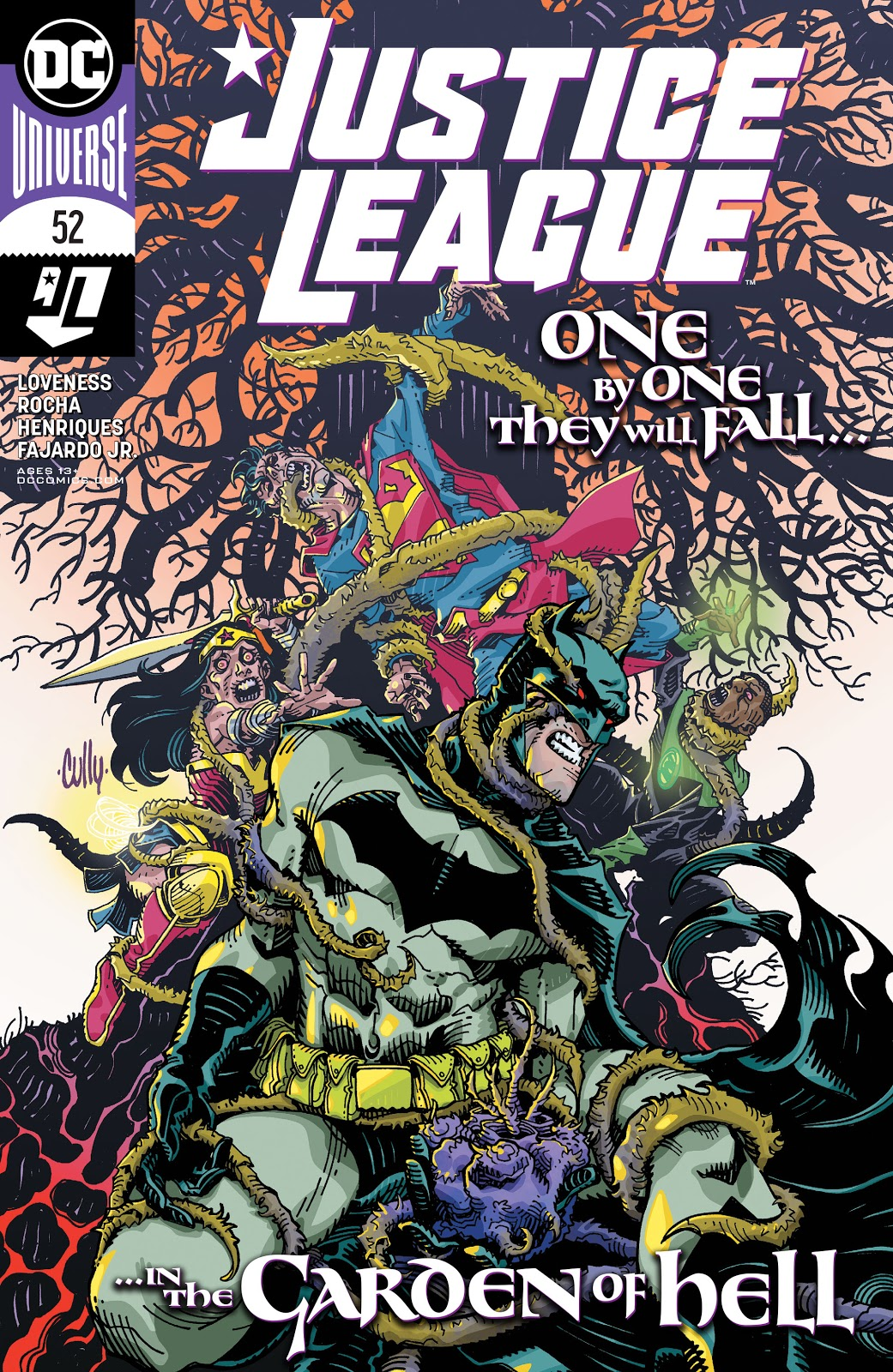 Justice League Vol 4 52