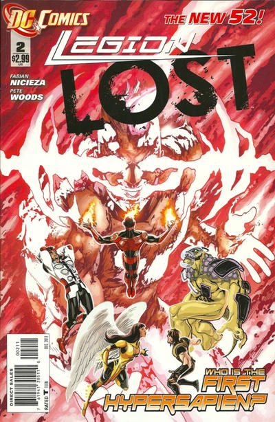 Legion Lost Vol 2 2