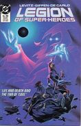 Legion of Super-Heroes Vol 3 50