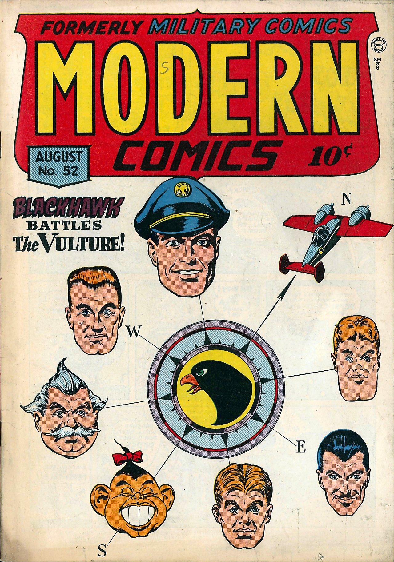 Modern Comics Vol 1 52