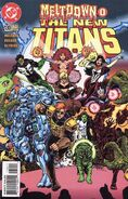 New Teen Titans Vol 2 130