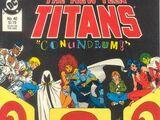 New Teen Titans Vol 2 40