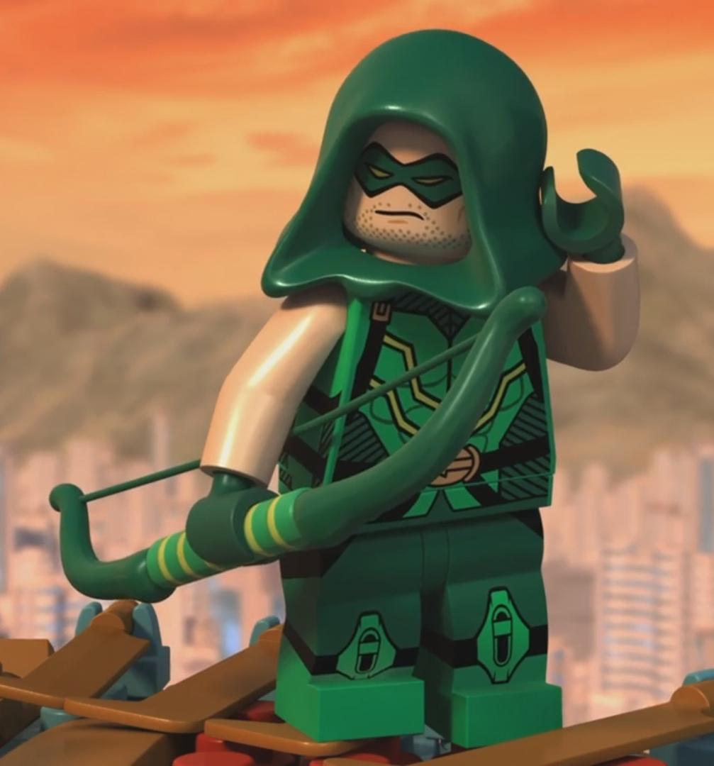 Oliver Queen (Lego DC Heroes)